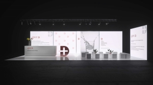 Messewand Design