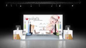 Design Messestand