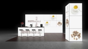 Messestand Design