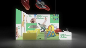 Messestand Ideen - OutDoor by ISPO