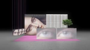 Messestand opti Munich exhibition stand rental booth trade fair