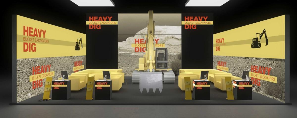 bauma münchen exhibition stand booth