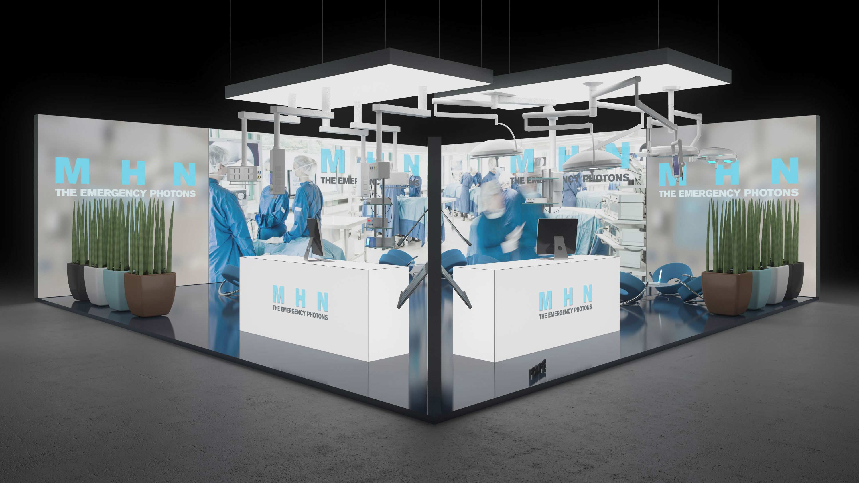 Exhibition Booth Manufacturer China : Fair booth dental south china guangzhou pixlip gallery