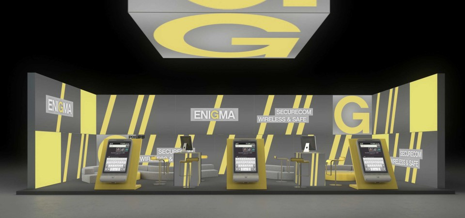 Messestand Consumenta Nuremberg exhibition stand booth trade fair