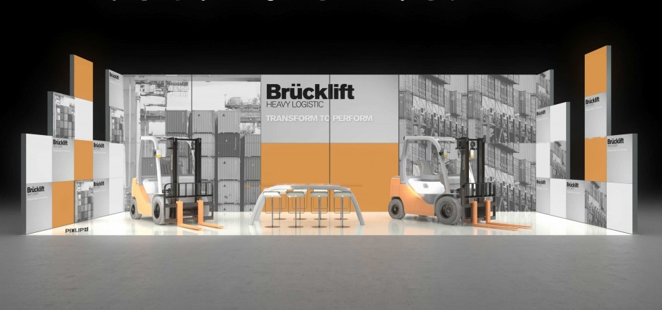 Messestand COMMCAR Chemnitz exhibition stand booth trade fair