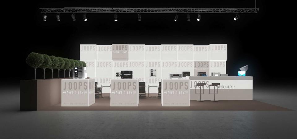 Messestand Elektrotechnik Dortmund exhibition rental stand booth trade fair