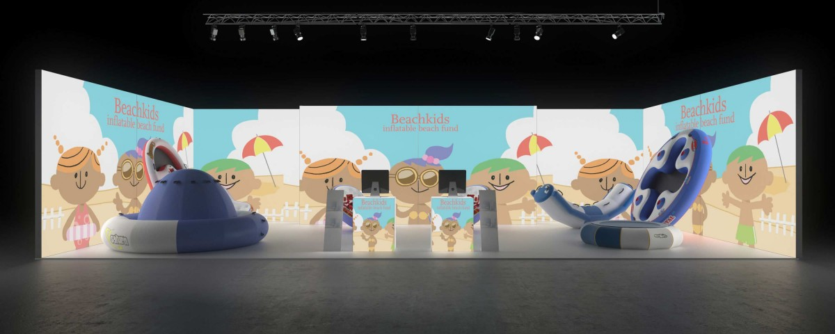 Exhibition Booth Animation : Exhibition booth design and build activteam