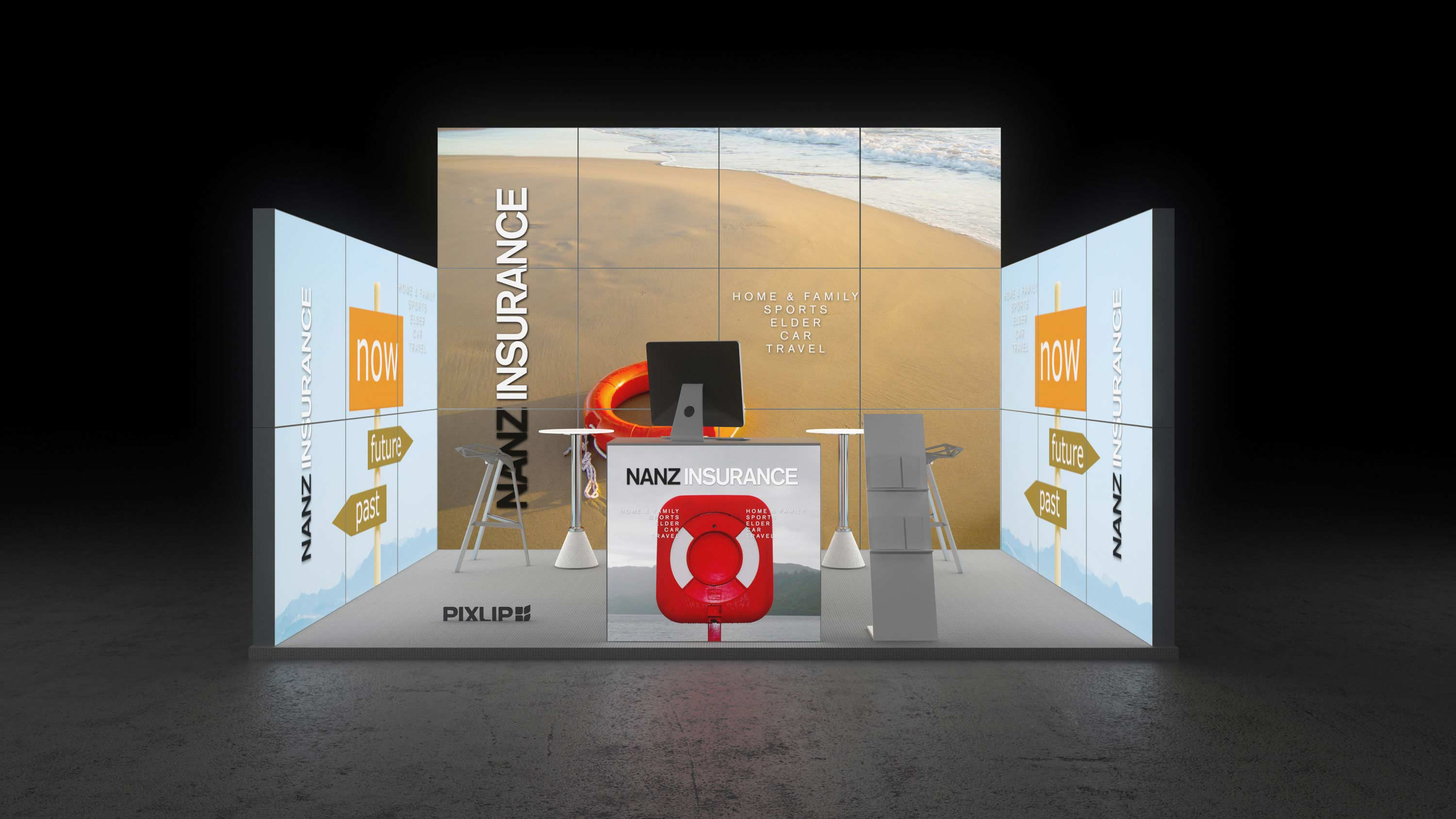 Exhibition Stand Job Vacancies : Backlit exhibition stand jobs for future mannheim