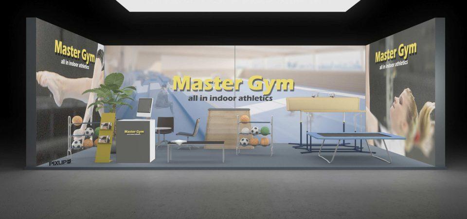 Backlit exhibition system