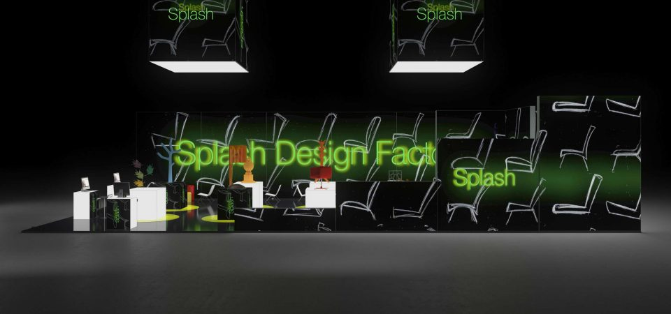 Backlit exhibition system
