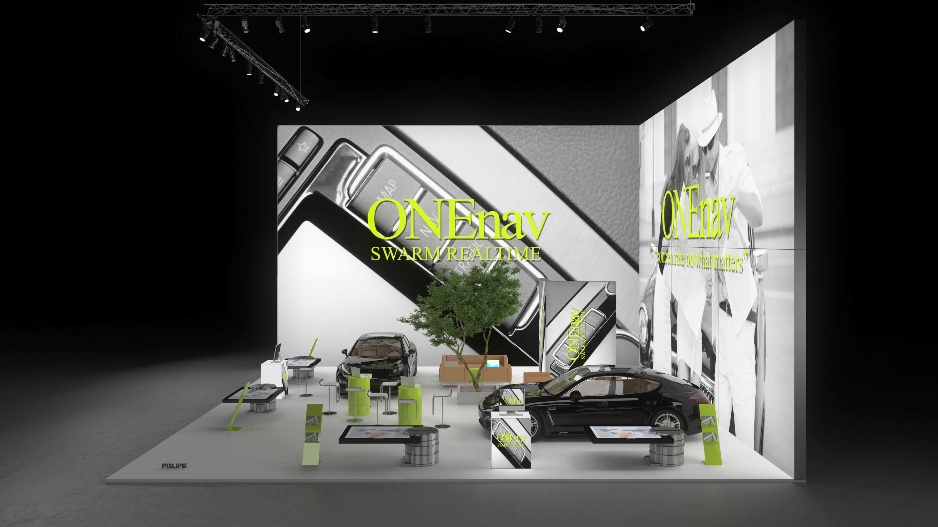 messestand modern digital factory hannover pixlip gallery. Black Bedroom Furniture Sets. Home Design Ideas