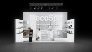 Designer Messestand